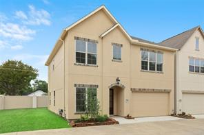 Houston Home at 7719 South Fall Run Crossing Houston , TX , 77055 For Sale