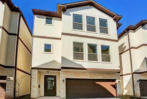 Houston Home at 5433 Kiam Street B Houston , TX , 77007-1103 For Sale