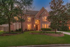 Houston Home at 134 Shawnee Ridge Circle Spring , TX , 77382-2558 For Sale