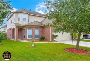 Houston Home at 17835 June Forest Drive Humble                           , TX                           , 77346-2284 For Sale