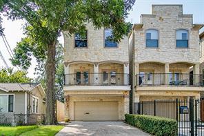 Houston Home at 6023 Maxie Street A Houston , TX , 77007-3027 For Sale