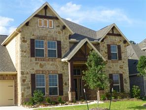 Houston Home at 13606 Sedgefield Creek Trace Cypress , TX , 77429 For Sale