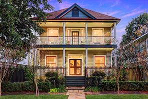 Houston Home at 605 Hyde Park Boulevard Houston                           , TX                           , 77006-2909 For Sale