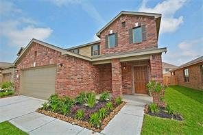 Houston Home at 22530 Belmont Cove Lane Katy , TX , 77449-1456 For Sale