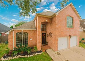Houston Home at 16638 Stoneside Drive Houston , TX , 77095-6512 For Sale