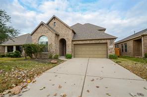 Houston Home at 17406 Sauki Lane Richmond , TX , 77407-2642 For Sale