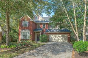 Houston Home at 19 Beech Bark Place The Woodlands                           , TX                           , 77382-5747 For Sale
