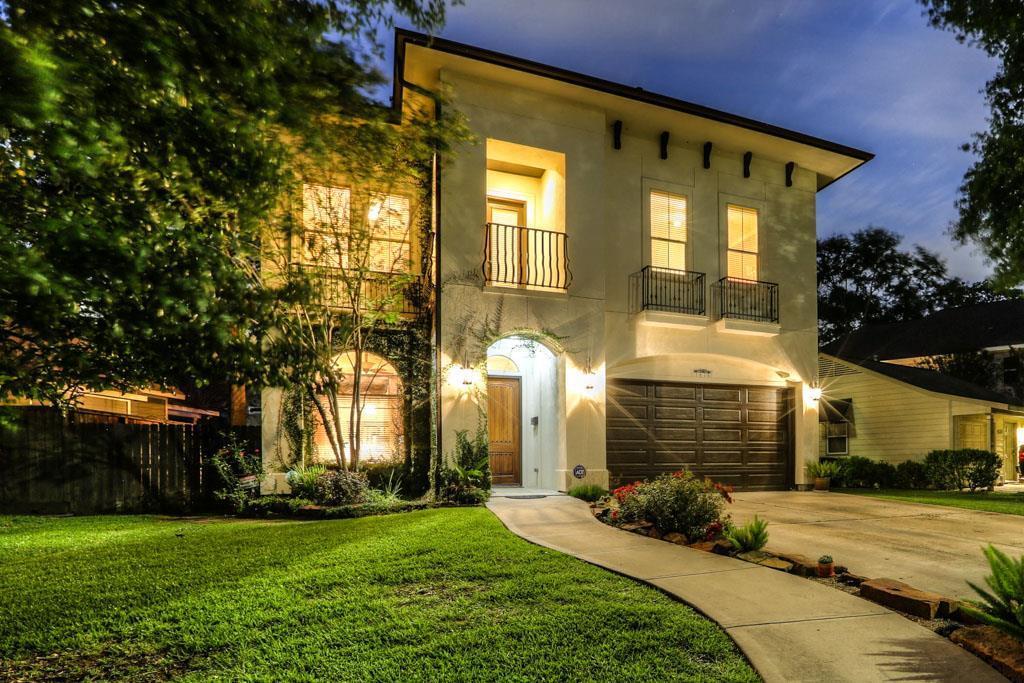 1636 Richelieu Lane Houston TX 77018 & 1636 Richelieu Lane Houston TX 77018 | Greenwood King Properties