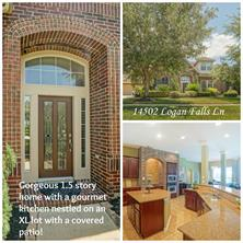 Houston Home at 14502 Logan Falls Lane Humble                           , TX                           , 77396-3773 For Sale