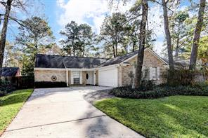 Houston Home at 7 Sheep Meadow Place The Woodlands                           , TX                           , 77381-3241 For Sale