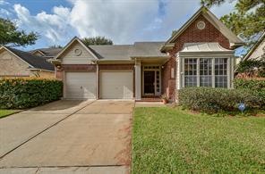 Houston Home at 7715 Pebble Run Court Houston                           , TX                           , 77095-4210 For Sale