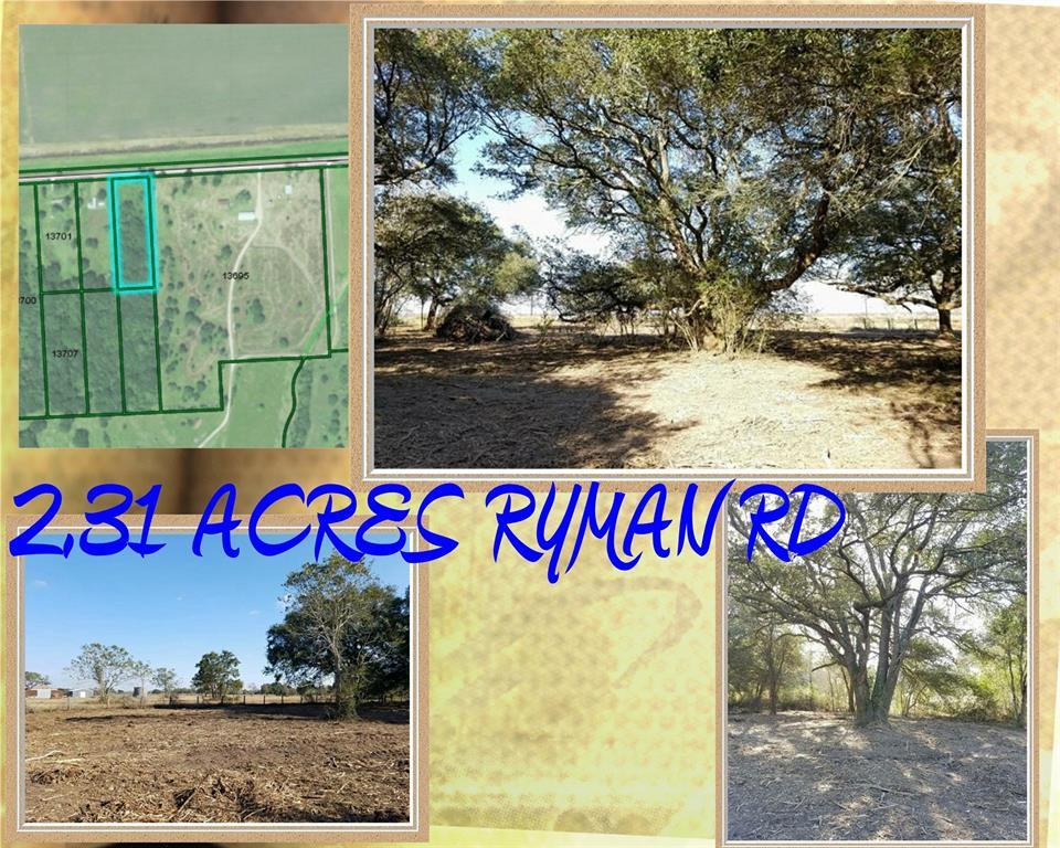 0 County Road 232 Ryman Road, Wadsworth, TX 77483