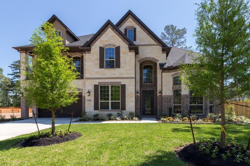 34102 Timberwood Bend Lane, Pinehurst, TX 77362