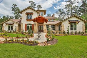 Houston Home at 6122 Canyon Creek Lane Conroe                           , TX                           , 77304 For Sale