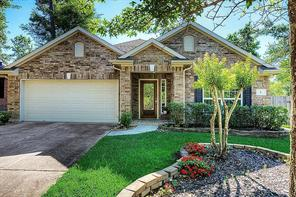 Houston Home at 23 Ancestry Stone The Woodlands                           , TX                           , 77354 For Sale