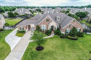 Houston Home at 17806 Fairhaven Sunrise Court Cypress                           , TX                           , 77433-6172 For Sale