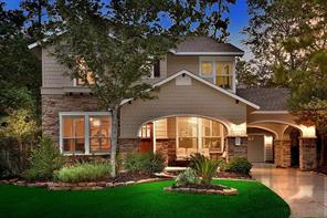 Houston Home at 3 Verdant Valley Place The Woodlands                           , TX                           , 77382-1290 For Sale