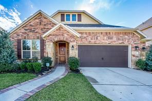 Houston Home at 18615 Garlington Drive Cypress , TX , 77433-4818 For Sale