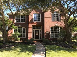 Houston Home at 8003 Walnut Creek Court Sugar Land                           , TX                           , 77479-6176 For Sale