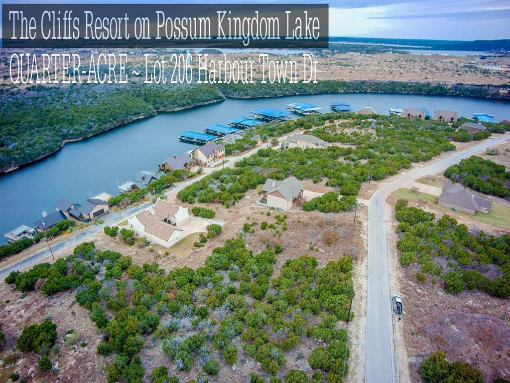 Lot 206 Harbour Town Drive, Graford, TX 76449