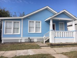 1217 13th, Galveston, TX, 77550