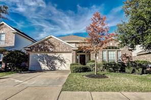 Houston Home at 9526 Curry Landing Drive Houston                           , TX                           , 77095-7234 For Sale