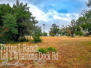 Houston Home at Lot 2 Whartons Dock Road Bandera , TX , 78003 For Sale