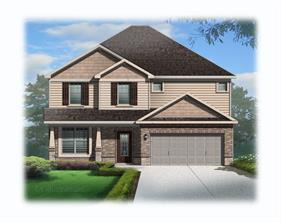 Elevation is an artist conception. Colors of materials as well as swing of floor plan may vary. See Community Sales Manager for specific selections for this home.