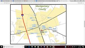 Houston Home at 201 E Powell Street Willis , TX , 77378-8332 For Sale