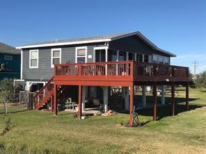 975 Honeysuckle, Crystal Beach TX 77650