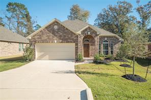 Houston Home at 80 Hallmark Drive Conroe                           , TX                           , 77304-1257 For Sale