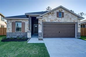 Houston Home at 21603 Royal Troon Drive Porter , TX , 77365-6565 For Sale