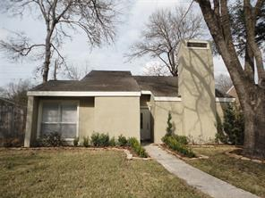 Houston Home at 12800 Briar Forest Drive 61 Houston , TX , 77077-2217 For Sale