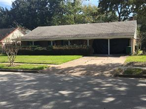 Houston Home at 5007 Yarwell Drive Houston , TX , 77096-5329 For Sale