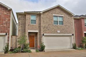 Houston Home at 3712 Main Aspen Drive Houston , TX , 77025-1451 For Sale