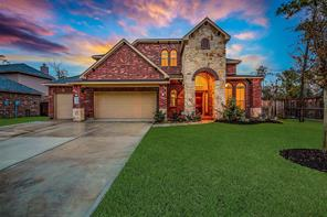 Houston Home at 14204 Crater Lake Court Conroe                           , TX                           , 77384-5611 For Sale