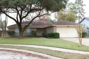 Houston Home at 5111 Enchanted Timbers Drive Humble , TX , 77346-1852 For Sale