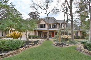 Houston Home at 171 Taylor Point Drive Spring , TX , 77382 For Sale