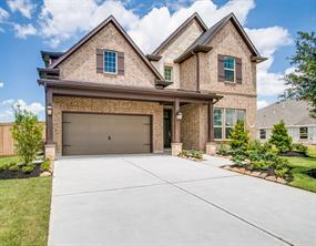 Houston Home at 2110 Sora Grove Ct Fulshear                           , TX                           , 77423 For Sale