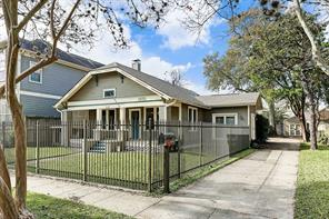 Houston Home at 1521 Waverly Street Houston , TX , 77008-4148 For Sale