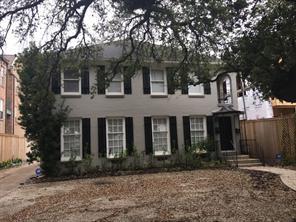 Houston Home at 1923 University Boulevard Houston , TX , 77030-1303 For Sale