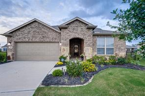 Houston Home at 203 Cattleman Cove Richmond , TX , 77469-1596 For Sale