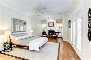 You won't want to leave this beautiful master bedroom.
