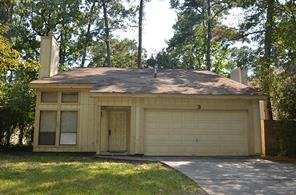 Houston Home at 3 Hedgebell Court Spring                           , TX                           , 77380-0936 For Sale