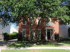 Houston Home at 6639 Rutgers Houston                           , TX                           , 77005-3852 For Sale
