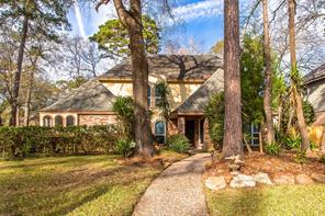 Houston Home at 3527 Deerbrook Drive Kingwood                           , TX                           , 77339-2632 For Sale
