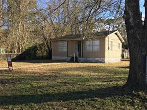 915 martin luther king drive, livingston, TX 77351