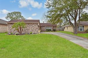 307 Knoll Forest Drive, League City, TX 77573