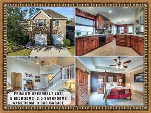 Houston Home at 14914 Autumn Long Trail Humble                           , TX                           , 77396 For Sale