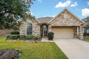 Houston Home at 9127 Winding Waco Court Cypress , TX , 77433-3633 For Sale